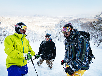 Niseko Powder Cats