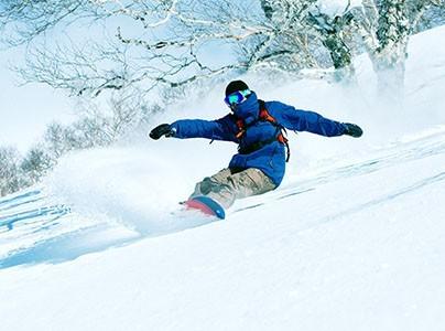 Niseko Weiss Cat Skiing
