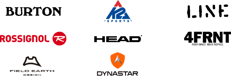 Niseko Sports Rental Logos