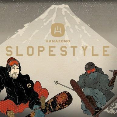 Hanazono slope style
