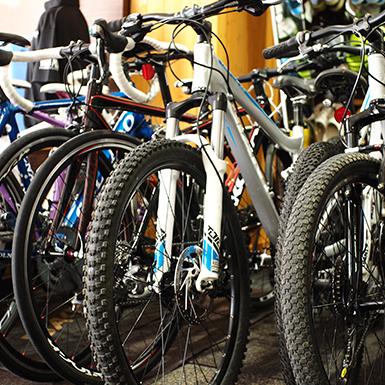 Niseko sports rental bikes